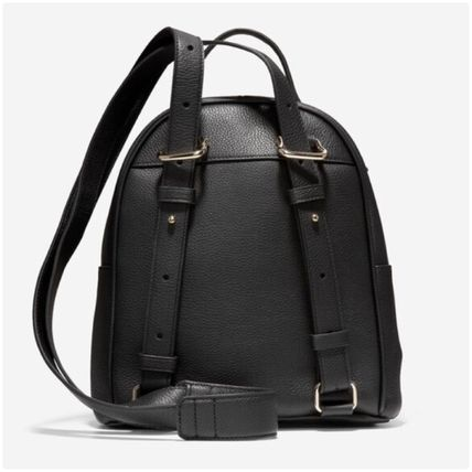 Cole Haan バックパック・リュック オシャレ♪Cole Haan Mini Backpack レザーバックパック(4)