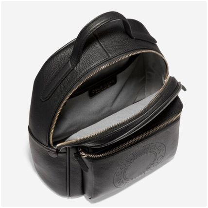 Cole Haan バックパック・リュック オシャレ♪Cole Haan Mini Backpack レザーバックパック(5)