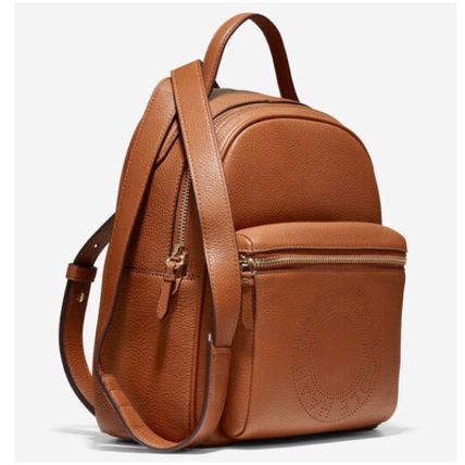 Cole Haan バックパック・リュック オシャレ♪Cole Haan Mini Backpack レザーバックパック(7)