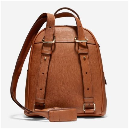 Cole Haan バックパック・リュック オシャレ♪Cole Haan Mini Backpack レザーバックパック(8)