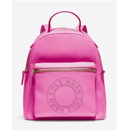 Cole Haan バックパック・リュック オシャレ♪Cole Haan Mini Backpack レザーバックパック(10)