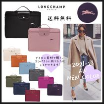 2020AW新作Longchamp*LE PLIAGE CLUB*ブリーフケース*PC