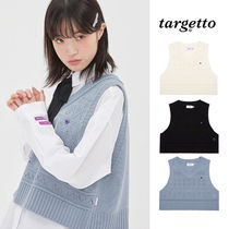 TARGETTO正規品★20AW★全3色★SCASIニットベスト