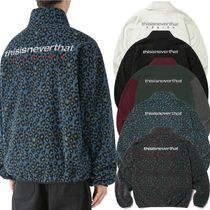 ★thisisneverthat★ DSN Fleece Jacket 5色