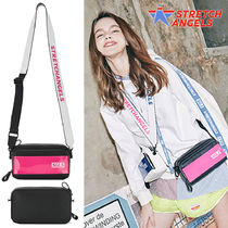 ◆STRETCH ANGELS◆PANINI SGLS LOGO ENAMEL BAG◆日本未入荷