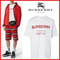 ☆Burberry☆ ORSEFERRY PRINT COTTON T-SHIRT ☆正規品☆