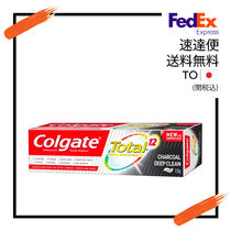 Colgate Charcoal Deep Clean チャコールディープ 150g