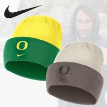 【NIKE×Oregon Ducks】Men's Logo Performance Cuffed Knit Hat