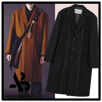 ★ANDERSSON BELL★DADDY CLASSIC INSIDE OUT WOOL COAT★コート