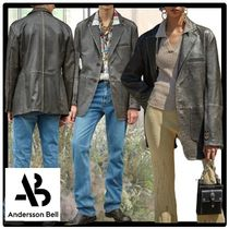 ☆ANDERSSON BELL☆NEW DADDY CLASSIC LEATHER JACKET★人気