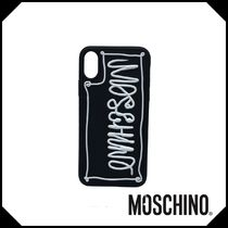 MOSCHINO iPHONE COVER
