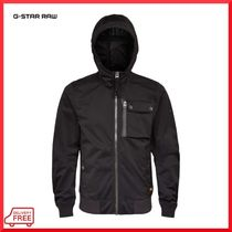大人気【G-STAR】Utility Hooded Softshell Jacket 関・送込み