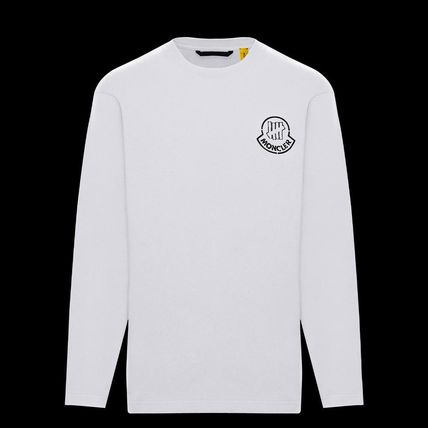 MONCLER Tシャツ・カットソー Moncler Genius 20AW 1952 UNDEFEATEDコラボ長袖Tシャツ★関送込(2)