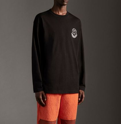 MONCLER Tシャツ・カットソー Moncler Genius 20AW 1952 UNDEFEATEDコラボ長袖Tシャツ★関送込(9)