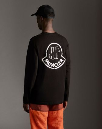 MONCLER Tシャツ・カットソー Moncler Genius 20AW 1952 UNDEFEATEDコラボ長袖Tシャツ★関送込(10)