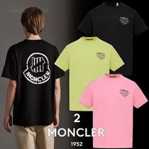 Moncler Genius 20AW 1952 UNDEFEATEDコラボ半袖Tシャツ★関送込