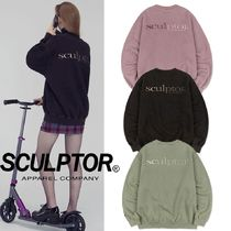★SCULPTOR★Gradation Retro Sweatshirt