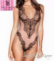 【Victoria's Secret】Sexy&エレガント♪Sheer Tulle Teddy♪