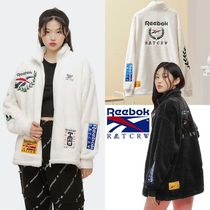 ★REEBOK X ROMANTIC CROWN★日本未入荷 韓国 FLEECE JACKET