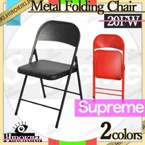 20FW /Supreme Metal Folding Chair メタル チェア 椅子 イス