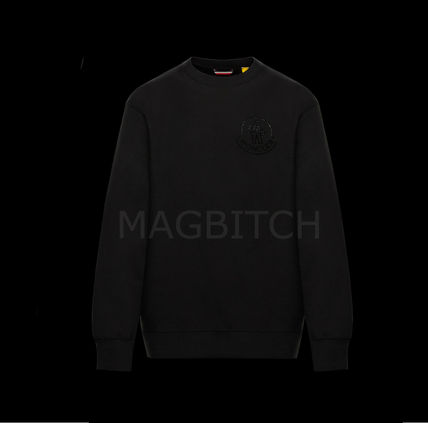 20-21AW 2 MONCLER 1952 スワロフスキーロゴスウェット 本店買付