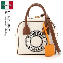 Burberry small cube bag