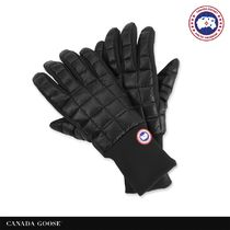 CANADA GOOSE*NORTHERN GLOVE LINERS*メンズ手袋