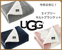 この冬のMUST HAVE [UGG] Avery Quilted Throw Blanket