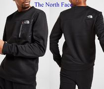 ★The North Face★ロゴ ポケット トレーナー【関税送料込】