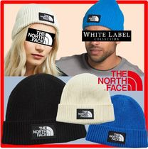 ☆新作/人気☆THE NORTH FACE☆TNF LOGO BOX CUFFED BEANIE☆