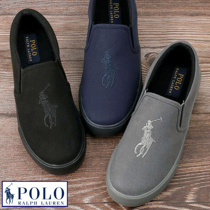 POLO正規品◆CAREY TWIN GORE SLIP ON (3色)◆数量限定
