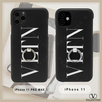 VALENTINO*VLTN iPhone11ProMax/iPhone11ケース【国内・送税込】