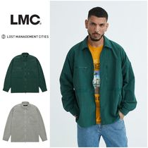 さらに100円引き◆LMC◆LMC FULL ZIP WORK SHIRT 2色