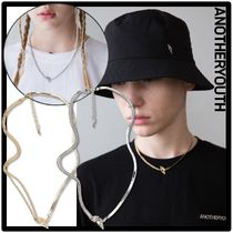 ANOTHERYOUTH(アナザーユース) ネックレス・チョーカー ☆関税込/イベント中☆ANOTHERYOUTH★Mix Chain Necklace★