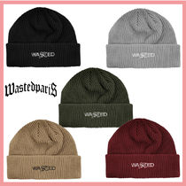 ☆最新!関税送料込☆WASTED PARIS Bonnet Signature 5color