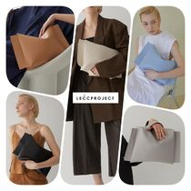 【LECC PROJECT】ARC CLUTCH BAG 5colors