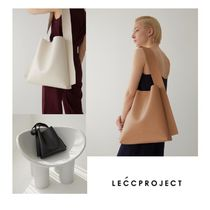 【LECC PROJECT】ARC BIG BUCKET BAG 3colors