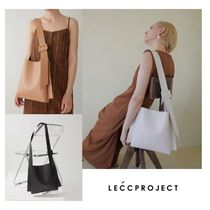 【LECC PROJECT】ARC SMALL BUCKET BAG 3colors