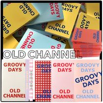 OLD CHANNEL★日付書込みタイプ PVCカバー付★GROOVY DAYS DIARY