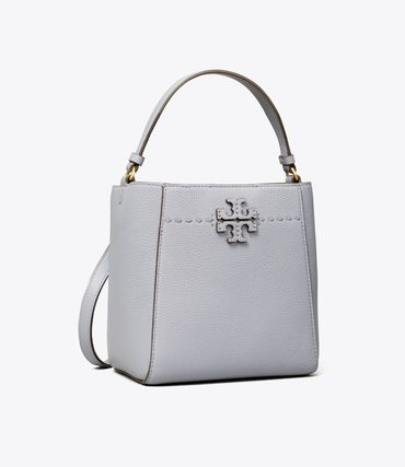 Tory Burch MCGRAW SMALL BUCKET BAG