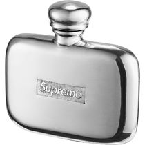 20AW Week2 Supreme Pewter Mini Flask