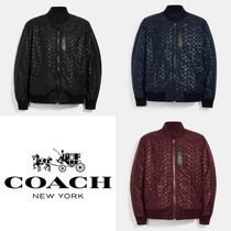 日本未発売!【Coach】Reversible Signature Ma-1 Jacket