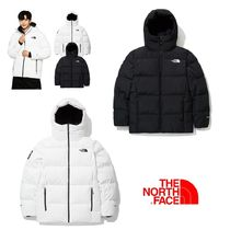【THE NORTH FACE】M'S SNOW CITY T-BALL JACKET★White&Black