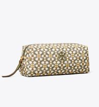 Tory Burch(トリーバーチ) メイクポーチ Tory Burch PIPER PRINTED LONG COSMETIC CASE