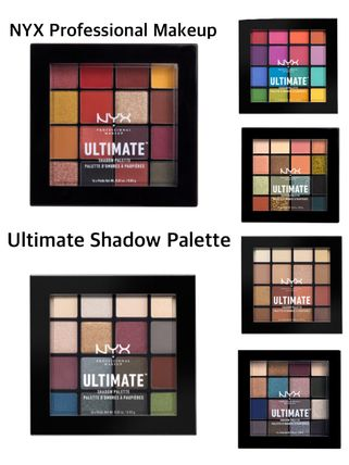 〈NYX Professional Makeup〉★人気★ Ultimate Shadow Palette