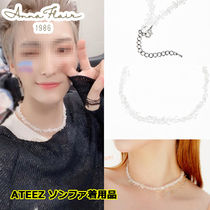【Annaflair1986】CHANDELIER NECKLACE ★ATEEZ SEONGHWA着用★