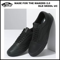 男女OK!! 20AW ◆Vans◆ MADE FOR THE MAKERS 2.0 OLD SKOOL UC