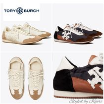 TORY BURCH 20-21AW TORYスニーカー (Perfect Black & White)
