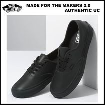 男女OK!! 20AW ◆Vans◆ MADE FOR THE MAKERS 2.0 AUTHENTIC UC
