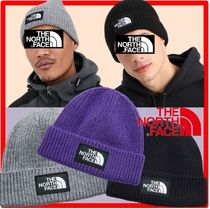 ☆☆新作☆THE NORTH FACE☆TNF LOGO BOX CUFFED BEANIE☆☆